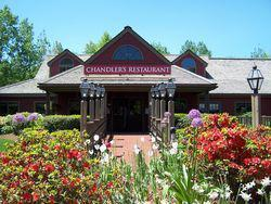 Chandlers Restaurant at Yankee Candle