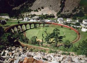 Swiss Railroads and Group Travel