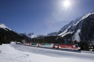 Swiss Rail Travel and Group Travel