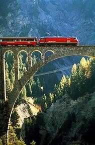 Switzerland Railroads
