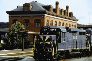 Groups Find Nostalgia in Maryland's Historic Railroads