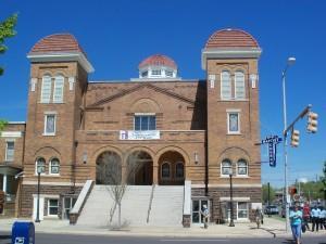 Birmingham 16th Street Baptish Church