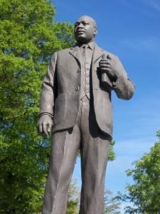 Birmingham - MLK Statue