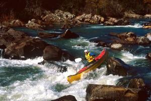 Cossatot River Rafting