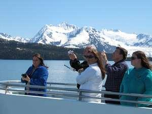 Alaska Sightseeing Cruise
