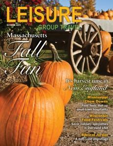 October's Leisure Group Travel Magazine