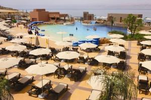 Dead Sea Resort Pool