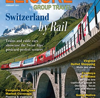 2011 February Leisure Group Travel Magazine