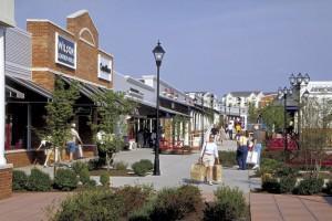 Virginia Outlet Shopping