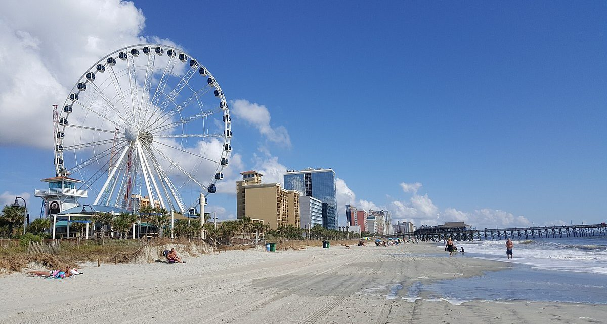 Myrtle Beach: Vacation Fun in South Carolina
