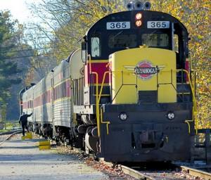 Midwest Rail & Cruise Options