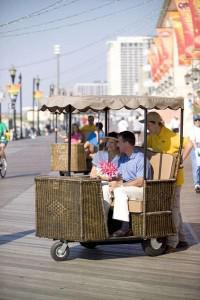 Atlantic City Rolling Chair