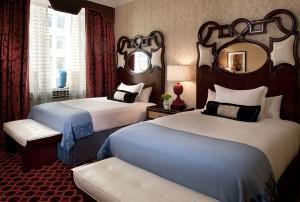 Chicago's Hotel Monaco: A Colorful Retreat