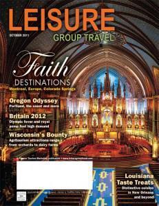 2011 October Leisure Group Travel Magazine