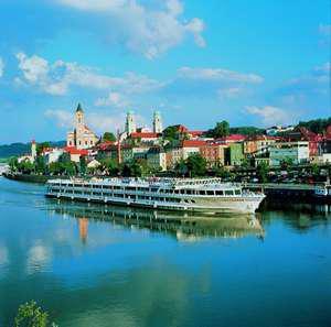 Passau on Danube