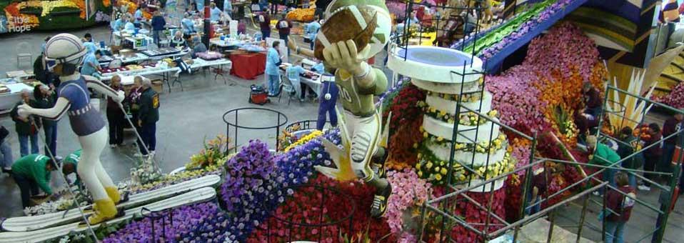 Pasadena's Rose Parade: An American Icon