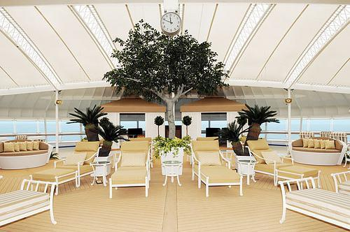 Cruising Takes Adults-Only Areas to New Levels