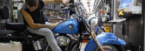 Harley-Davidson Offers Factory Tours in Three Locations