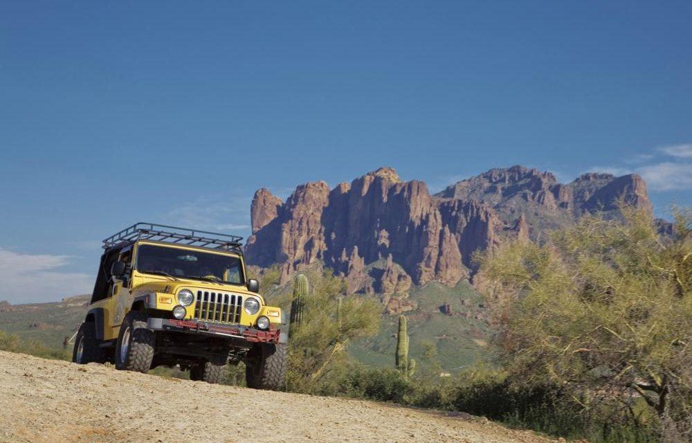 Mesa, Arizona: A Desert Destination Set on Overdrive