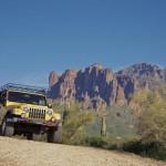 Mesa Jeep Tour