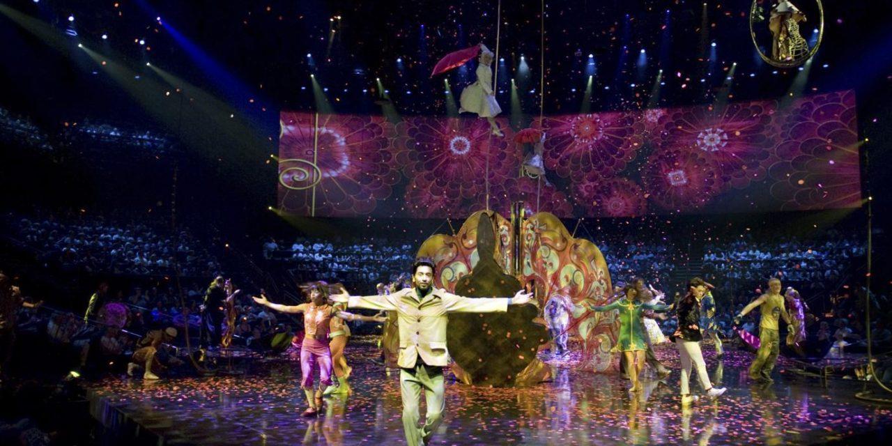 Cirque du Soleil Dazzles Groups