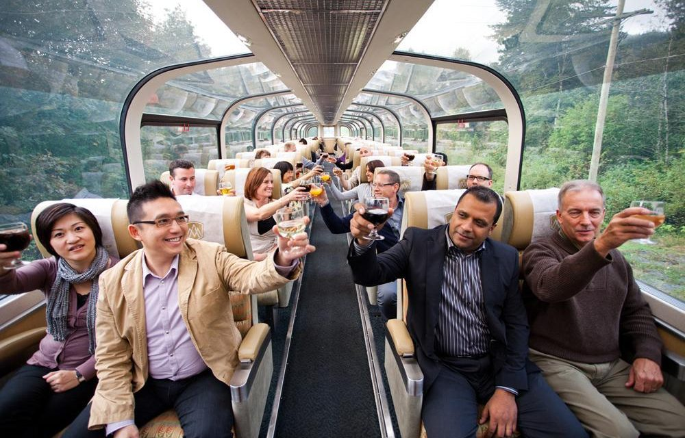 Rocky Mountaineer: A Unique Group Travel Experience