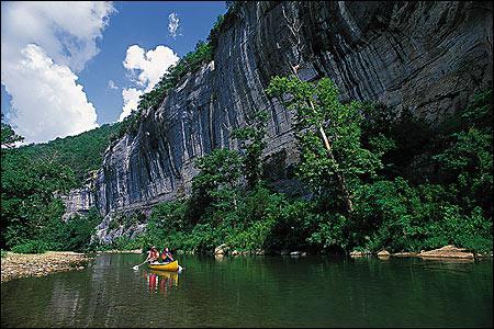 Buffalo River Kayak Tour