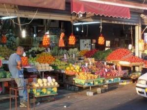 Tel Aviv - Carmel Market