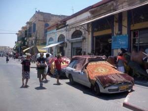 Tel Aviv - Jaffa Flea Market