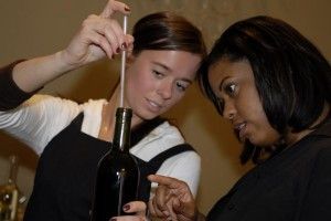 Make your own wine from start to finish at Camelot Cellars.