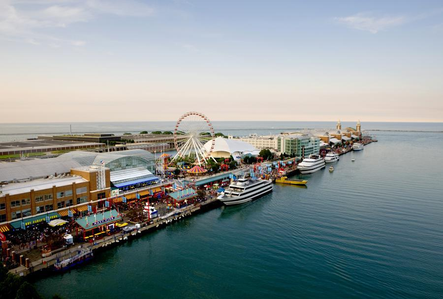 Summer Is Awesomer At Chicago S Navy Pier Leisure Group Travel