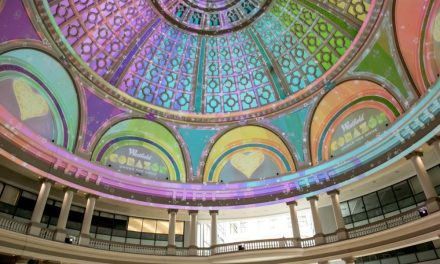 Corazon Under the Dome: Summer 3-D Light Spectacular