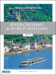 Mayflower Tours Debuts New 2013 Tours, New Brochures