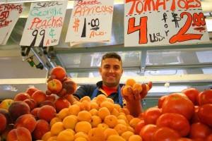Cleveland West Side Market Oranges