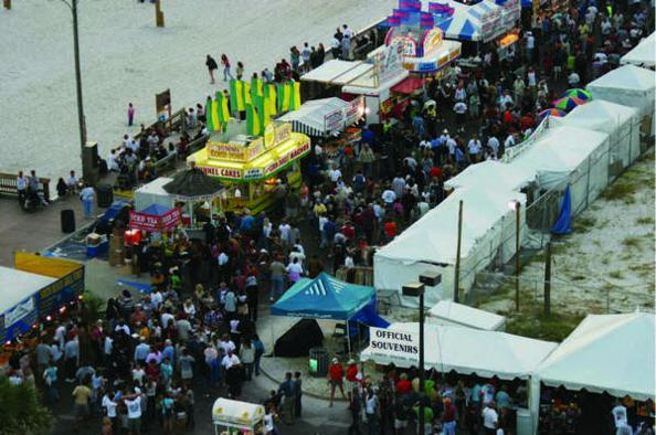 Gulf Shores National Shrimp Festival