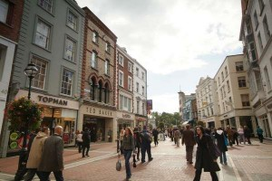 Dublin, Grafton Street