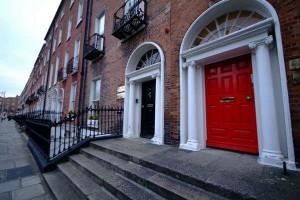 Dublin Georgian Doors