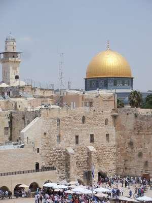 Jerusalem: Epicenter of Faith