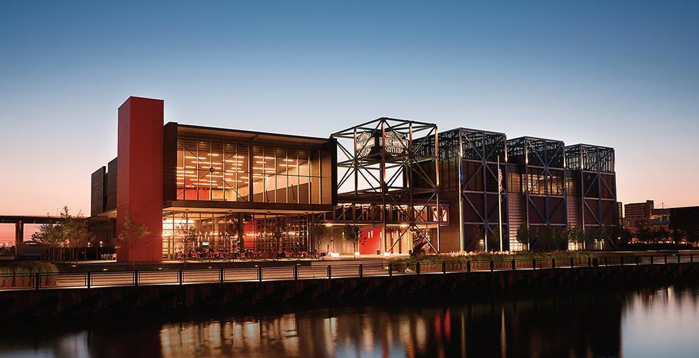 The Harley-Davidson Museum® offers a glimpse of American history and culture like you've never seen before.