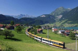 Eurail Golden Pass