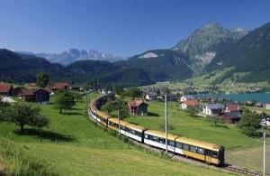 Eurail Golden Pass