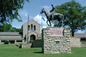 Will Rogers Memorial Museum (Photo Courtesy of WillRogers.com)