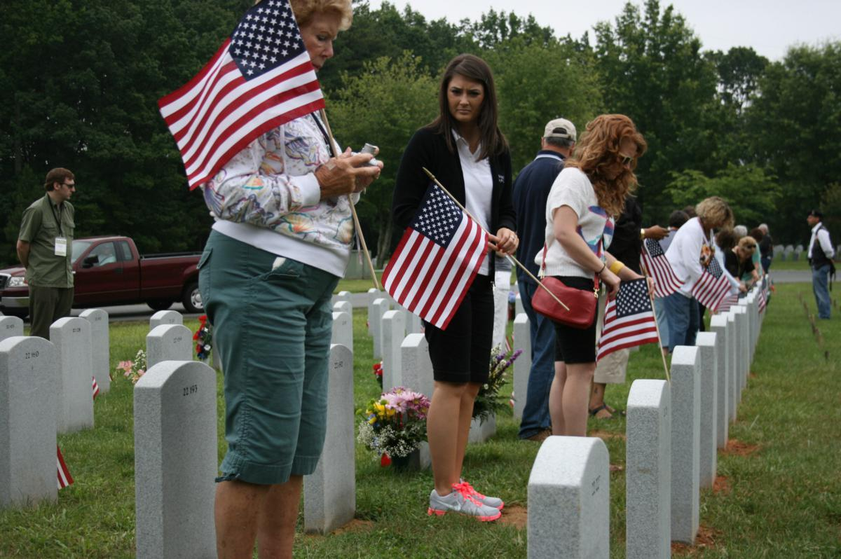 Honor the nation's heroes through the Missing In America Project
