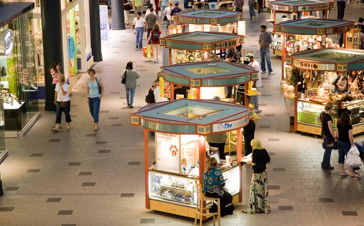 Inside Mall of America