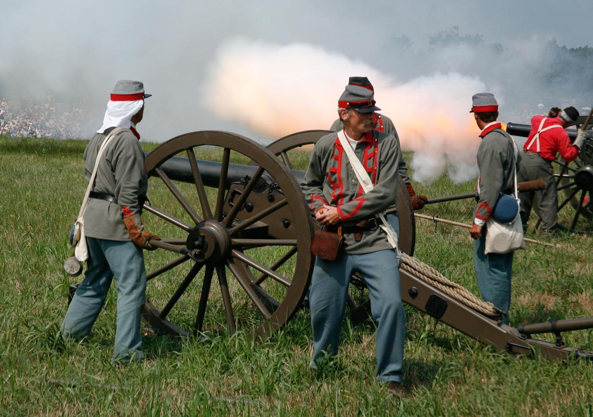 Experience America's history