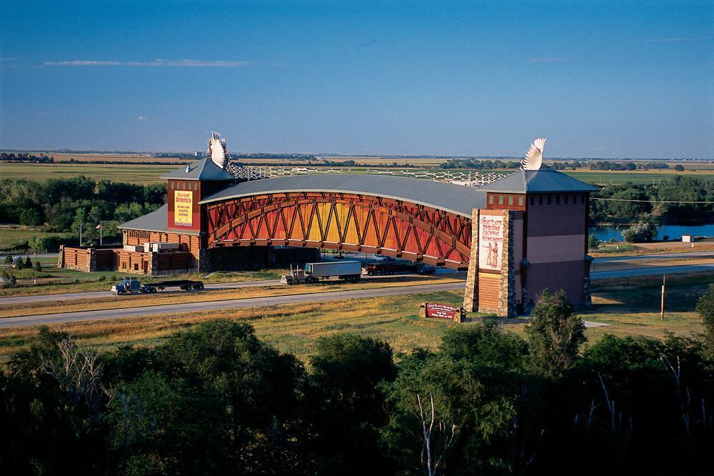 Great Platte River Road Archway, Kearney, NE.