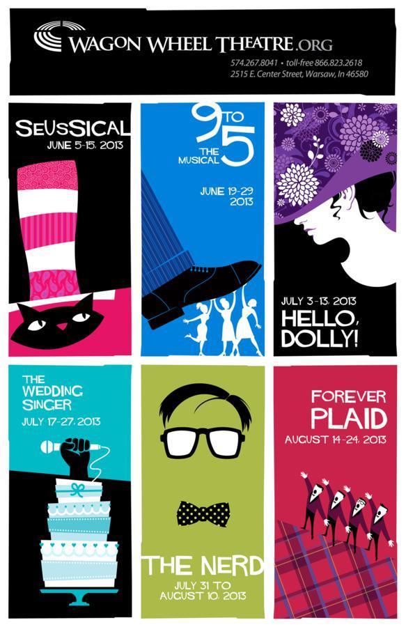 Season poster for premier