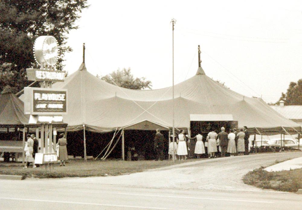 Wagon Wheel Playhouse 1956
