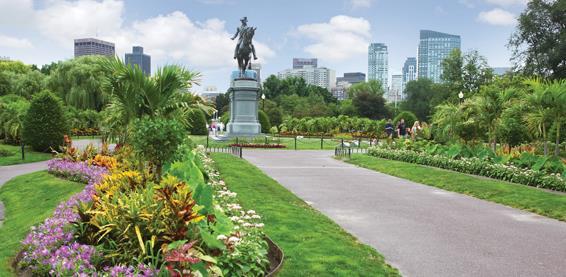 Historic Gardens of America's Northeast