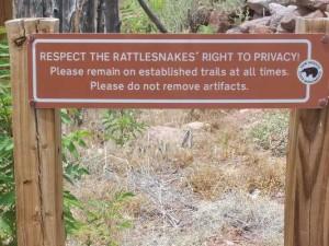 tn_Jemez State Monument Rattlesnake Sign
